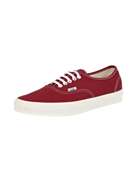 finest selection 3a78c d4023 VANS Authentic Sneakers mit hoher Sohle in Rot online kaufen ...