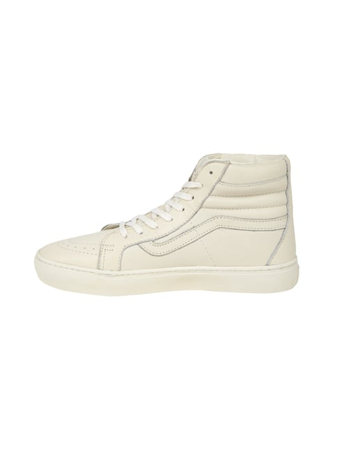 Rückansicht von Vans - Thema-young-fashion-rock-chic in Offwhite - 1