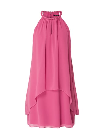 Vera Mont Cocktailkleid im Double Layer Look Rosa - 1