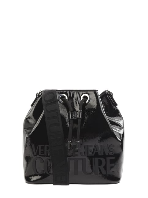 Melise (tg) Shoulder Bag Handtasche in Lack Optik