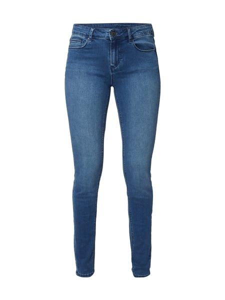 Vila Stone Washed Slim Fit Jeans Jeans