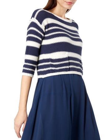 Maxikleid im 2-in-1-Look Weekend Max Mara online kaufen - 1