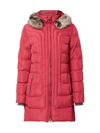 Wellensteyn Astoria Long 560 Funktionsjacke mit Kapuze Rosé - 1