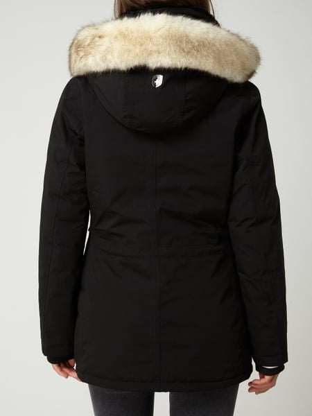 wellensteyn damen jacke parka