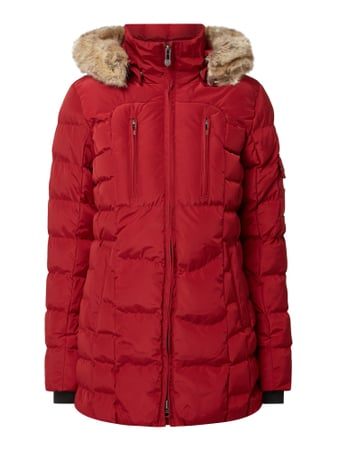 Wellensteyn Hollywood 560 Funktionsjacke mit Kapuze Rot - 1