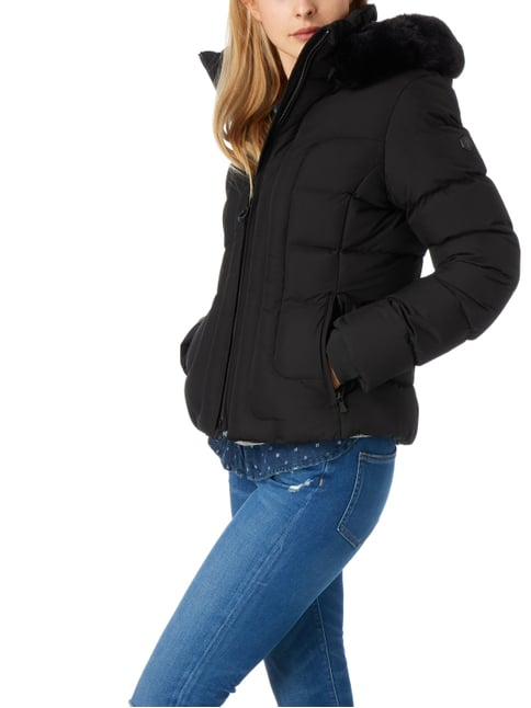 Wellensteyn winterjacke damen schwarz