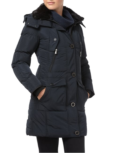 Wellensteyn damen winterjacke kurz
