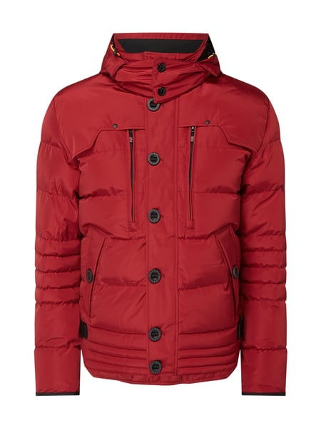 Wellensteyn Jacke STARDUST / Starstream STAD-382 Rot - 1