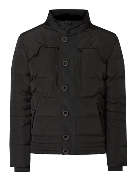 Wellensteyn Jacke STARDUST Starstream STAD 382 in Schwarz