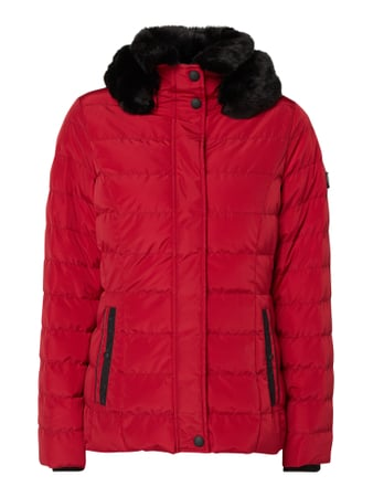 Wellensteyn Santorin Medium 382 Funktionsjacke mit Kapuze Rot - 1