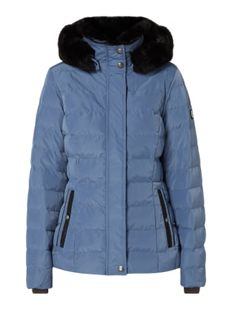Wellensteyn Santorin Medium 382 Funktionsjacke mit Kapuze Blau - 1
