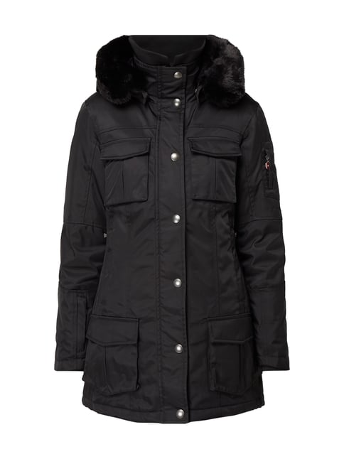 Wellensteyn zermatt damen jacke black