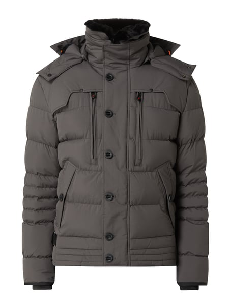 Wellensteyn Starstream STAD-565 Funktionsjacke mit Kapuze Grau - 1