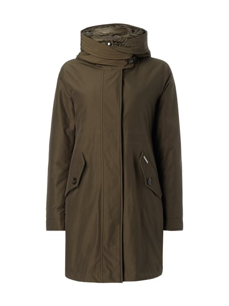 save off f354c c35f9 WOOLRICH 2-in-1-Parka mit Steppjacke in Grün online kaufen ...