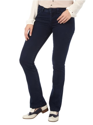 Yaya One Washed Flared Cut Jeans Jeans - 1