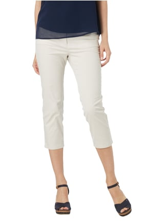 Zerres Coloured Comfort Fit Caprijeans Kitt - 1