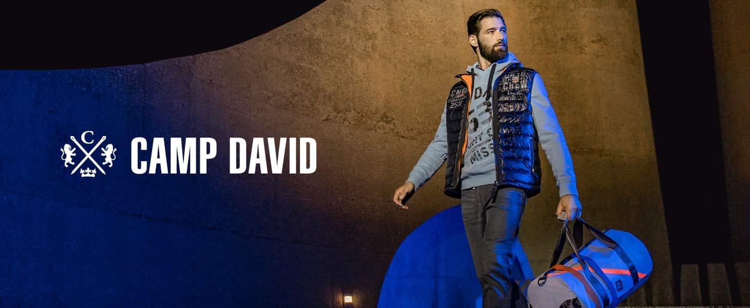 new style big discount amazing selection Camp David Mode, Pullover, Jacke, Hoodie & Jeans 2019 Online ...