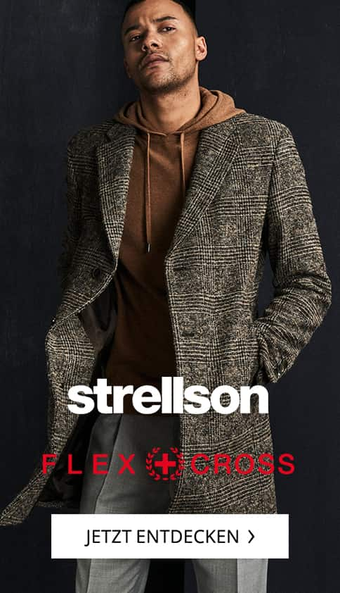STRELLSON FLEX CROSS