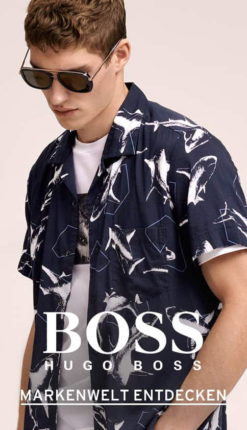 Boss Casual Men